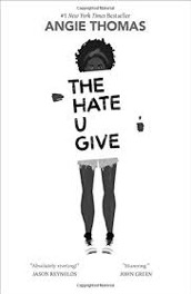 Small picture of the cover image from The Hate U Give